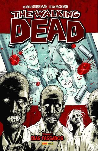 Capa brasileira do primeiro volume de The Walking Dead