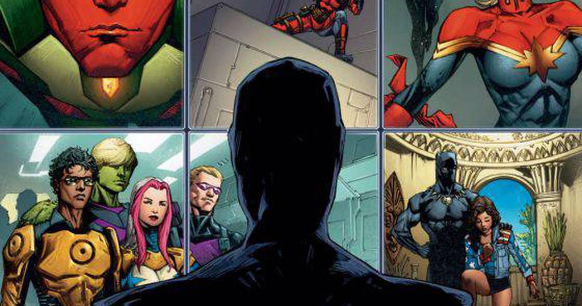 Marvel vai juntar todas as equipes de Vingadores em HQ introdutória
