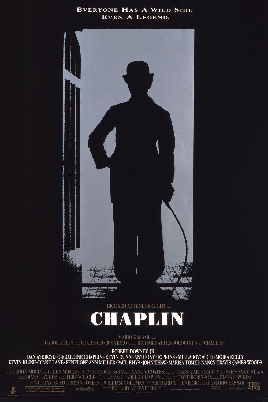 [RANKING FILMES] - Vidro (2019) / Chaplin (1992) Chaplin_ver1_xlg
