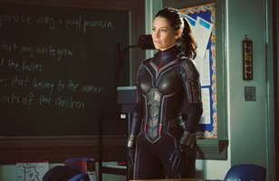 Homem-Formiga e a Vespa | Evangeline Lilly quer ver parceria entre a Vespa e Okoye