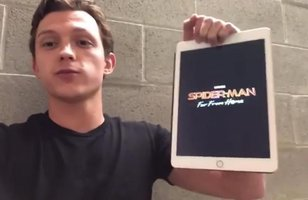 Homem-Aranha | Tom Holland revela o título da sequência