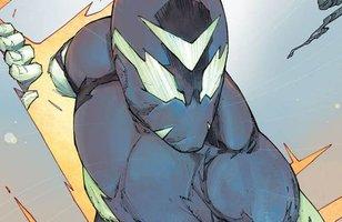 Sideways | Editor da DC Comics aprova comparação do novo herói com o Homem-Aranha