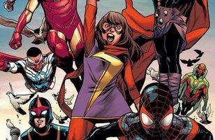 Ms. Marvel | 9 curiosidades sobre a heroína