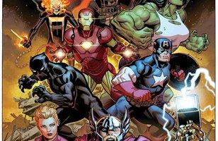 Vingadores | Novo grupo contará com Thor, Pantera Negra, Capitã Marvel, Homem de Ferro e Capitão América