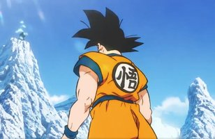 Dragon Ball Super   Teaser do filme mostra Goku se preparando para a batalha