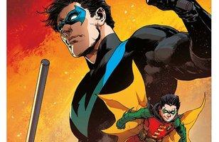 Asa Noturna volta a trabalhar com o Robin de Damian Wayne para enfrentar o Asa Mortal
