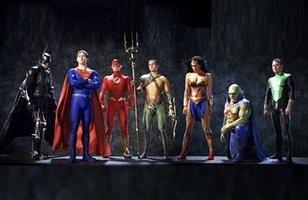 Liga da Justiça: Mortal | Heróis se reúnem em foto do filme cancelado de George Miller