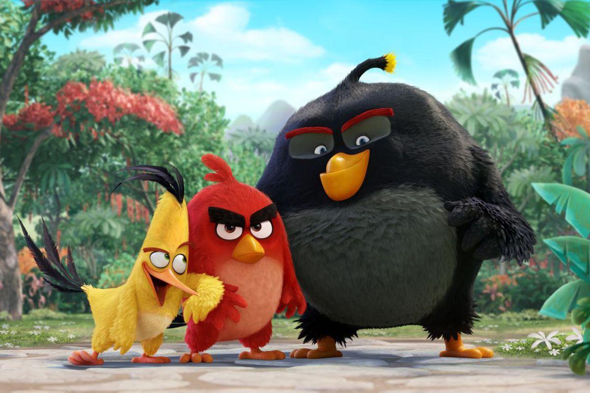 Angry Birds 2 tem estreia adiantada