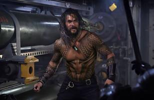 Aquaman | Ator comenta demora para revelação do trailer