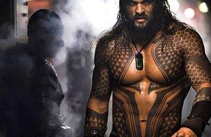 Aquaman | Pôster oficial da DC revela visual do herói; confira