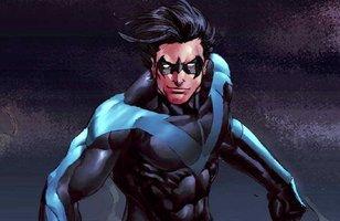 Asa Noturna | Diretor quer versão live-action do herói com as lentes brancas das HQs