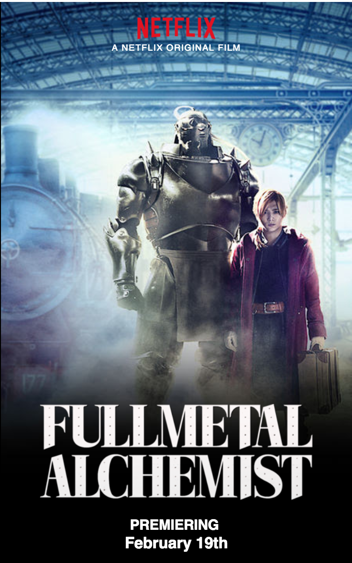 Assistir Fullmetal Alchemist