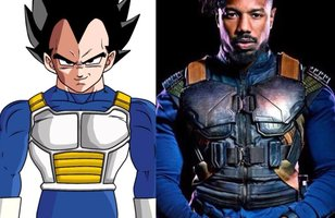 Pantera Negra | Fãs especulam que traje do vilão Killmonger foi inspirado no uniforme do Vegeta