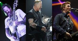 Grammy 2018   Conheça os indicados a melhor álbum de rock