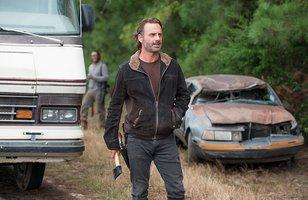 "The Walking Dead | ""Rick vai caçar Negan com um machado"", diz Andrew Lincoln"
