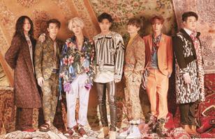 Super Junior se torna primeiro grupo de K-pop a entrar na parada de música latina da Billboard