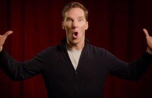 Vingadores: Guerra Infinita   Benedict Cumberbatch lança campanha para levar fã à estreia, em Los Angeles