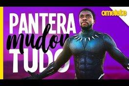 COMO PANTERA NEGRA MUDA A MARVEL | OmeleTV