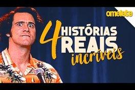 4 HISTORIAS REAIS PARA ASSISTIR (ou quase isso)