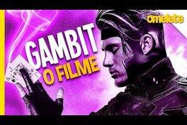X-MEN - GAMBIT: O FILME (perfeito)   OmeleTV