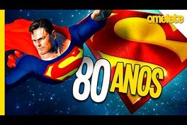 SUPERMAN 80 ANOS: O MAIOR HERÓI DE TODOS | OmeleTV