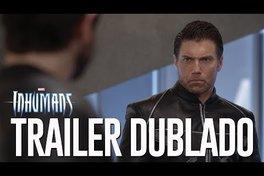 Inumanos | Trailer Dublado