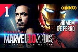 HOMEM DE FERRO | MARVEL 10 ANOS #1