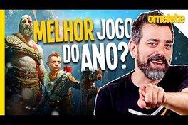 GOD OF WAR: O MELHOR JOGO DO ANO? | OmeleTV