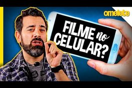 CINEMA VS. CELULAR: QUAL A TELA IDEAL? | OmeleTV