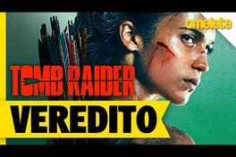 Tomb Raider: A Origem - O Veredito | OmeleTV