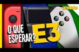PLAYSTATION vs XBOX vs NINTENDO: QUEM VENCE A E3 | OmeleTV