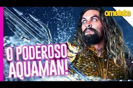A DC REAGE: O PODEROSO AQUAMAN