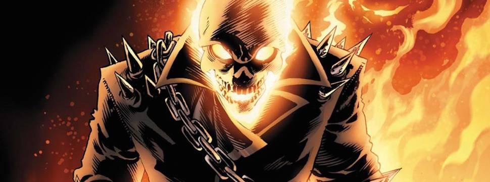 [Top 10] - MARVEL Comics - Parte 1 - Heróis,Vilões e Anti-Heróis Motoqueiro-fantasma