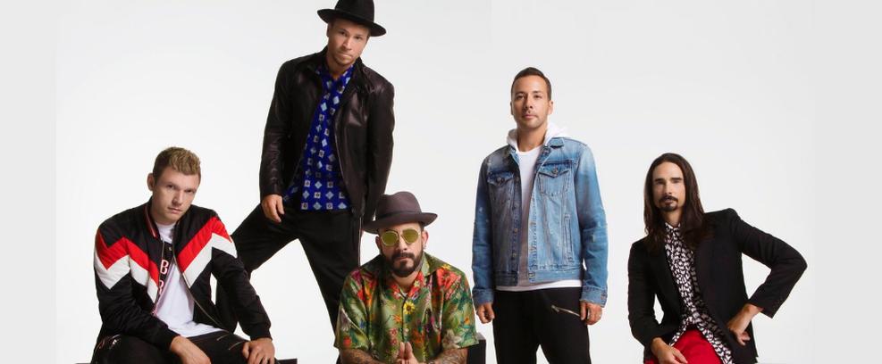 Backstreet Boys deve fazer três shows no Brasil em março