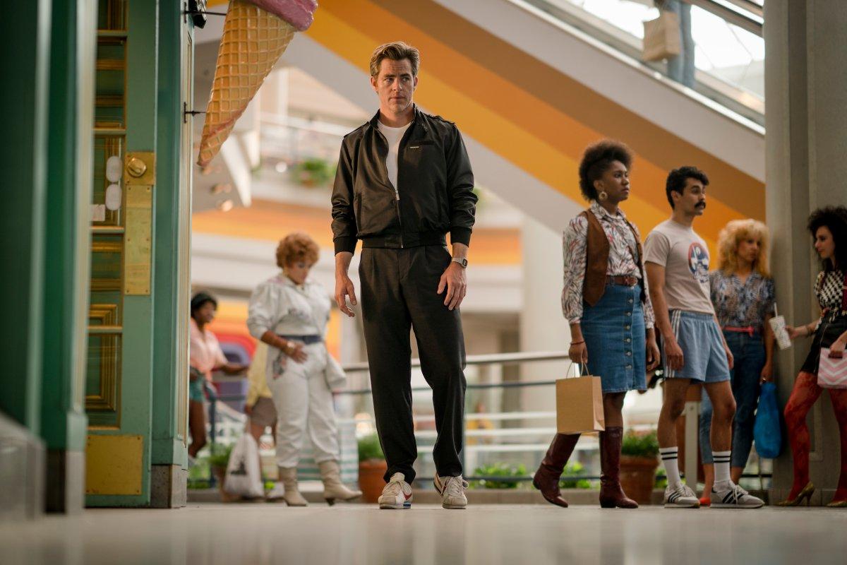 Mulher-Maravilha 1984 - Steve Trevor está de volta?