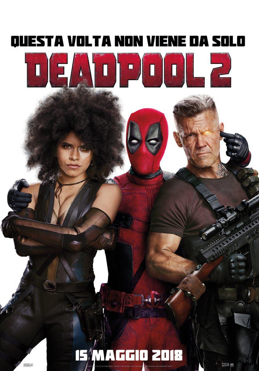 [DEADPOOL 2,5] - Era uma vez... - Página 14 Deadpool-2-poster-italiano