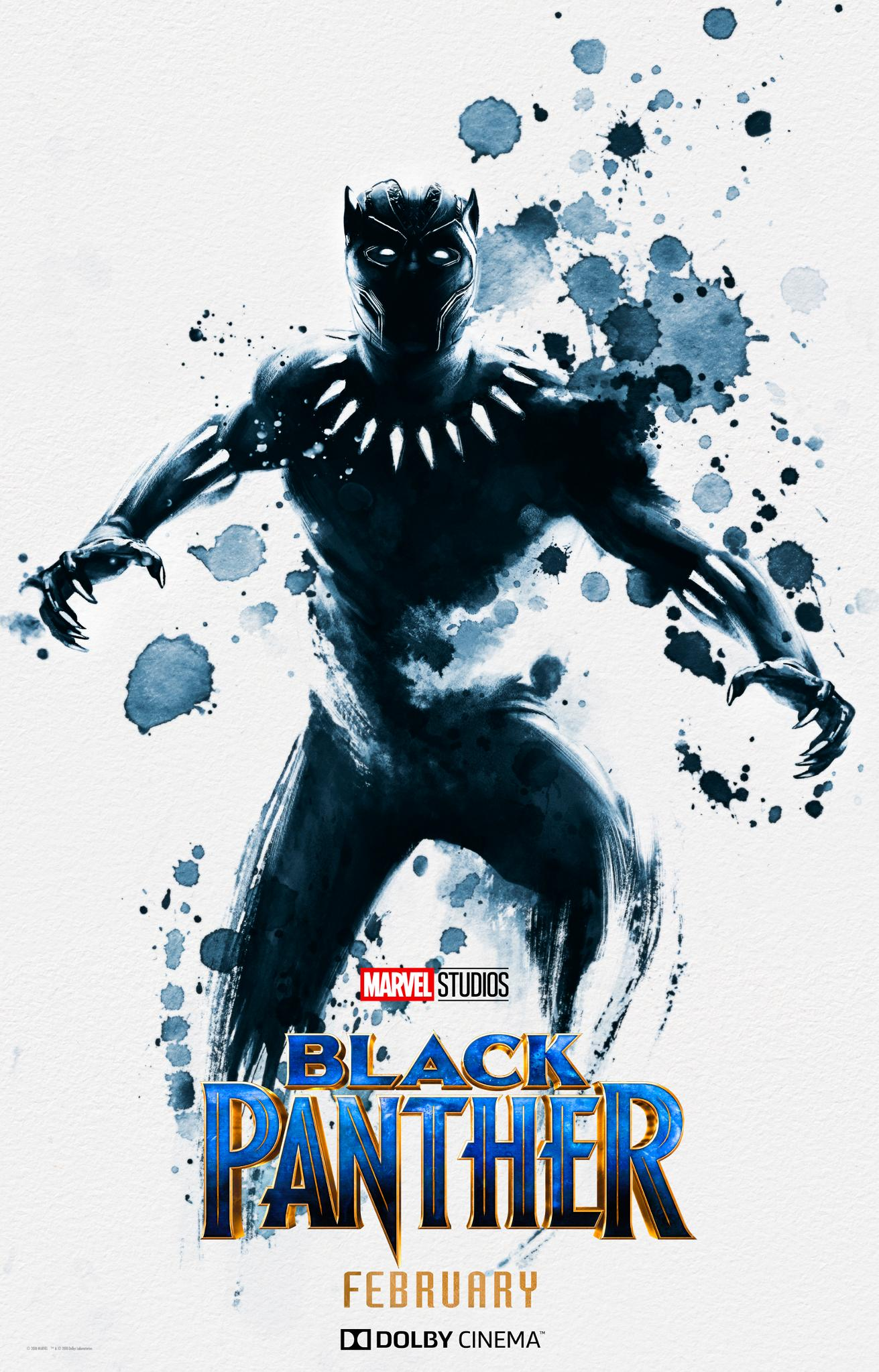 [Pantera Negra] ESTREOU!!! Spoilers Liberados - Página 3 Panteranegraposter29janeiro