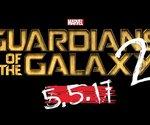 Guardioes da Galaxia 2 logo