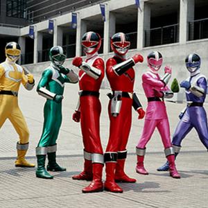 Power Rangers CCXP 2018