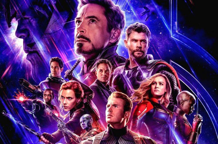 Banner de Vingadores: Ultimato