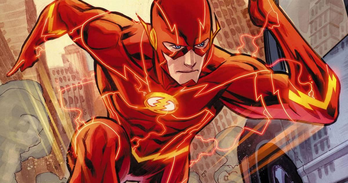 Flash se tornará o homem mais forte do Universo DC