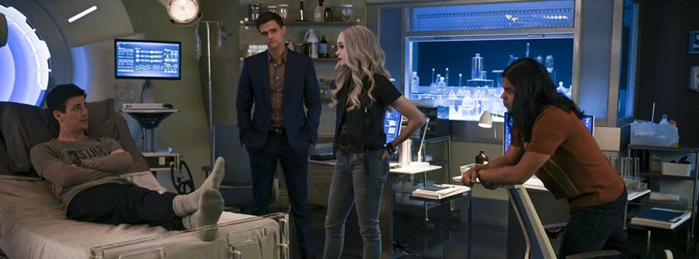 Cena de The Flash/CW/Divulgação