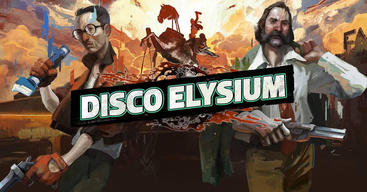 Resultado de imagem para Disco Elysium