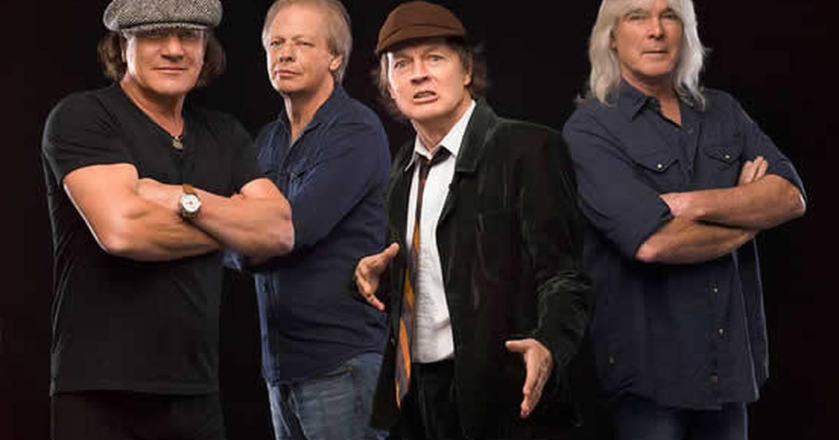 """AC/DC toca """"Baptism By Fire"""" durante show no Coachella - assista"""