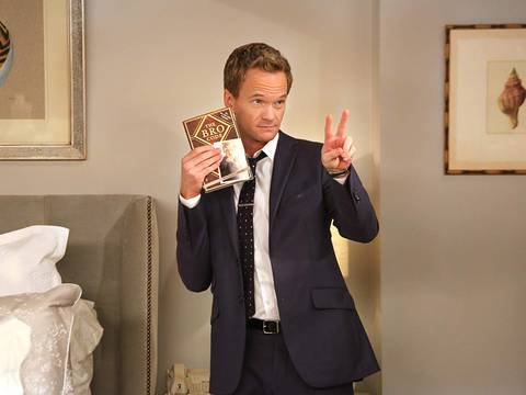 Neil Patrick Harris em How I Met Your Mother