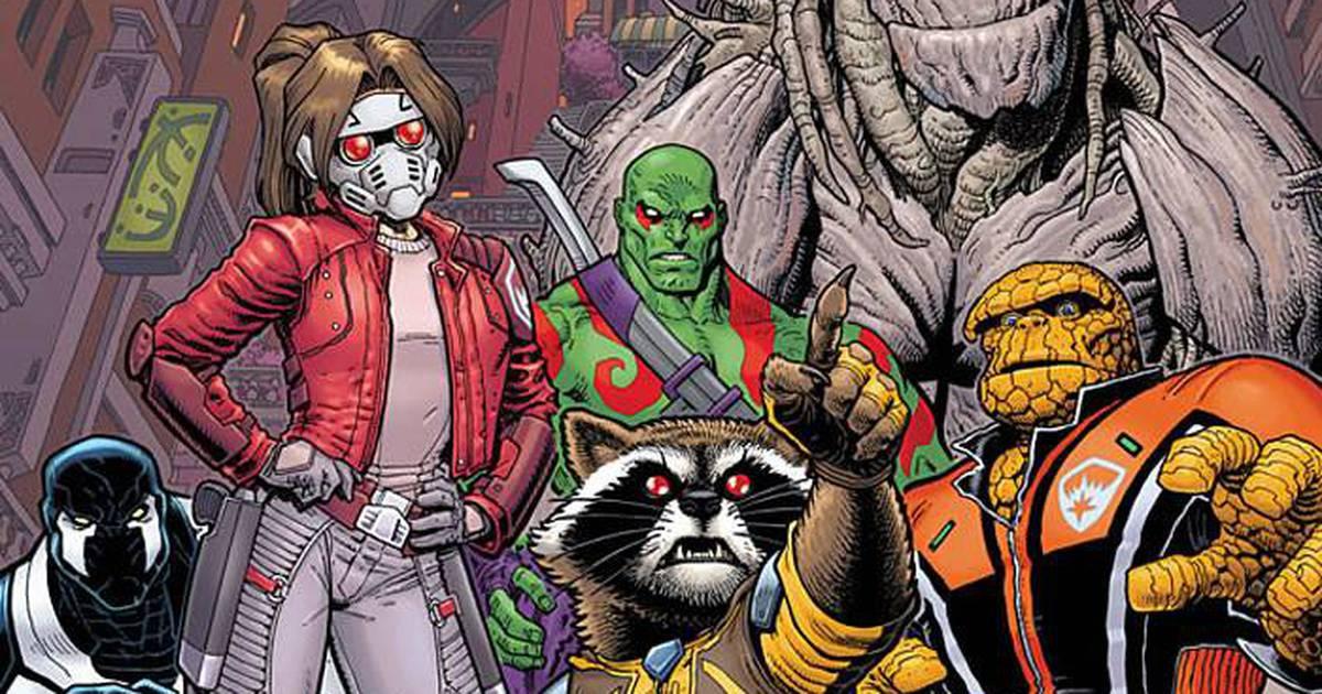 Guardiões da Galáxia | Coisa renega o Quarteto Fantástico na primeira prévia da nova HQ