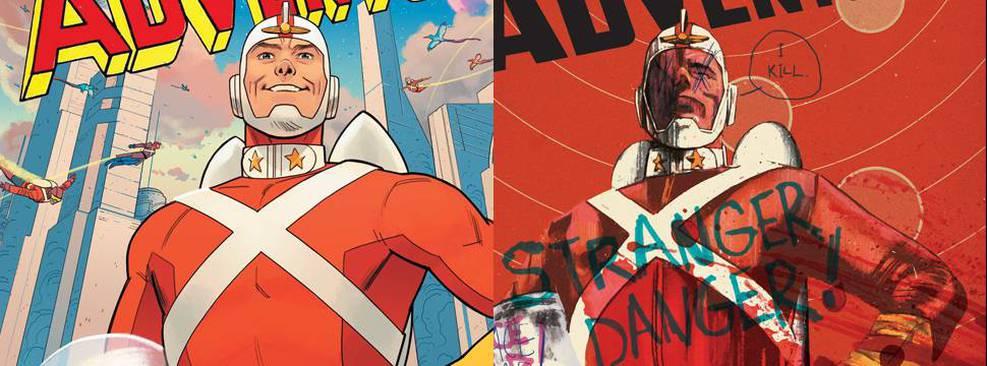 Strange Adventures | Adam Strange ganhará nova HQ de Tom King e Mitch Gerads