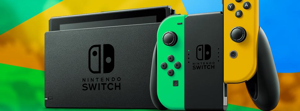 Switch chegará ao Brasil oficialmente dia 18 de setembro 4