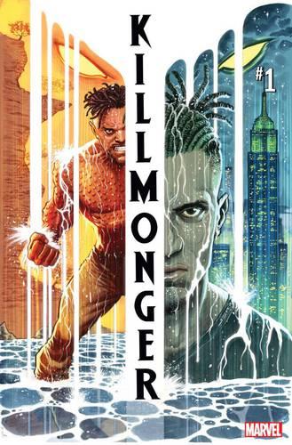 Capa de Killmonger #1
