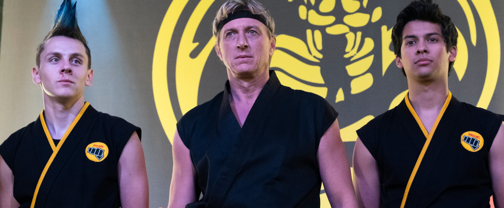 Cobra Kai, série do Youtube que continua Karatê Kid